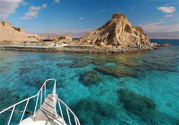 بالصور: محمية رأس محمد فى جنوب سيناء.. الطبيعة خط أحمر