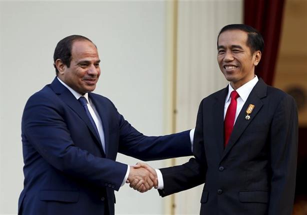 نص كلمة السيسي خلال مأدبة عشاء رئيس إندونسيا