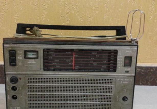 راديو قديم للبيع بالاسكندرية