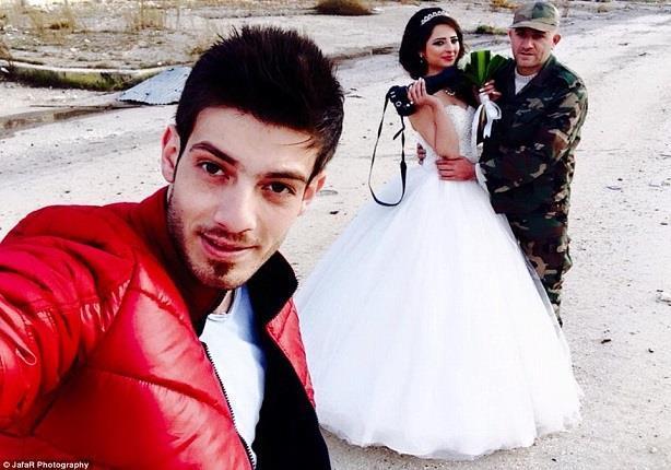 """بـ""""الميري"""" والحب"""".. سوريا كما يصورها""""جعفر"""" (حوار)"""