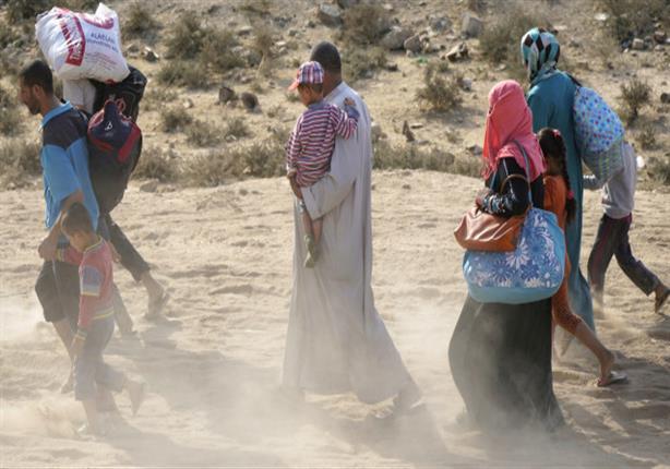 200 ألف شخص قد يفرون من الموصل مع اشتداد القتال — الأمم المتحدة
