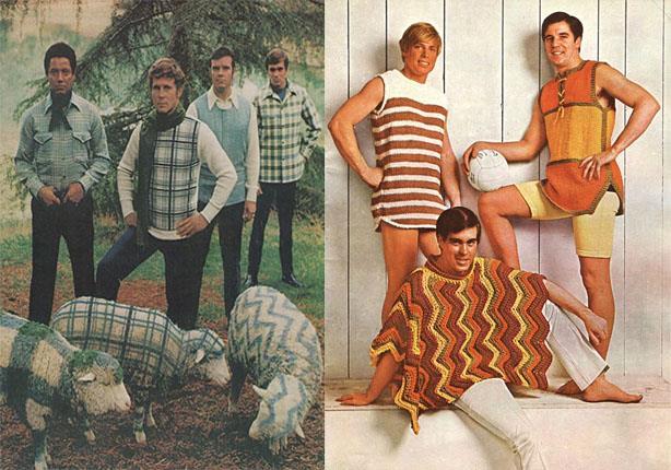لماذا اختفت موضة الرجال في السبعينات إلى الأبد؟.. هذه الصور تجيب!
