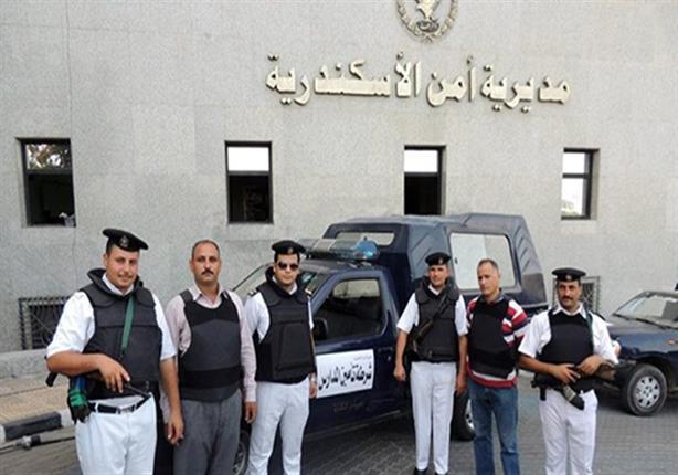 """تحقيقات موسعة فى إشعال """"محتجز"""" النيران بنفسه داخل قسم المنتزه بالإسكندرية"""