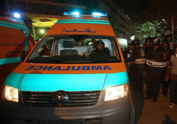 إصابة 6 فتيات سقط عليهن جدار في حفل زفاف بالأقصر