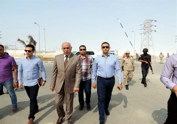 بعد واقعة هروب سجن المستقبل.. زيارة مفاجئة لمدير أمن المنيا لسجن شديد الحراسة