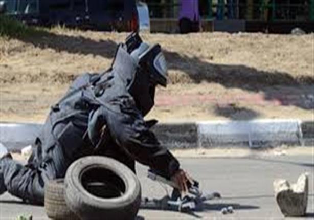 الداخلية: مصرع مواطن واصابة آخر في انفجار جسر السويس