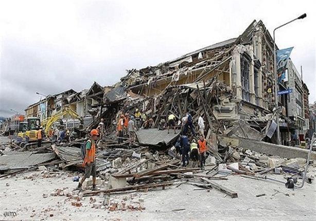 زلزال بقوة 7.4 درجة على مقياس ريختر يضرب نيوزلندا