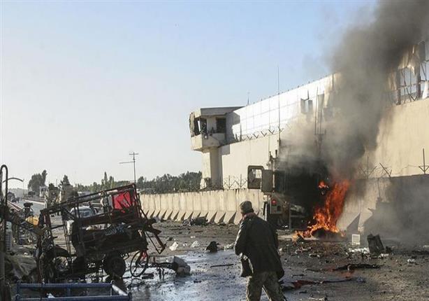 مقتل وإصابة 8 من أنصار داعش في غارة جوية شرق أفغانستان