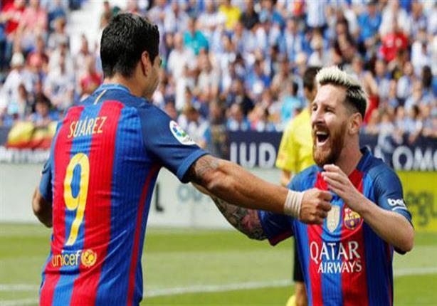 برشلونة يستعيد ميسي وسواريز أمام سلتيك