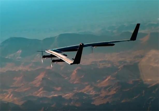 نجاح تجربة تحليق أول طائرة تعمل بالطاقة الشمسية في الجزء الأعلى من الغلاف الجوي