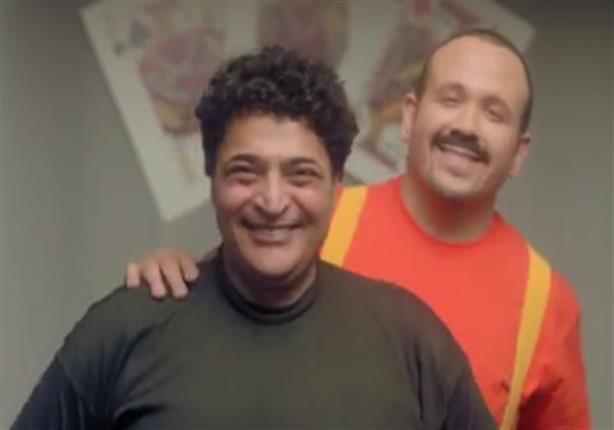 بالفيديو.. دويتو جديد يجمع حميد الشاعري وهشام عباس