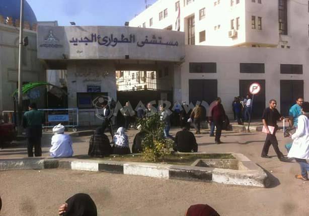 وزير الصحة: امداد مستشفى الدمرداش بالمستلزمات الطبية اللازمة لإسعاف مصابي الكنيسة