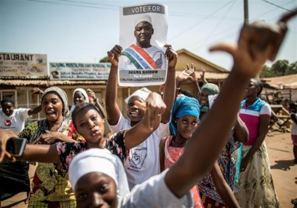 الرئيس الجامبي يعلن اعتزامه إبطال قرار الانسحاب من المحكمة الجنائية الدولية