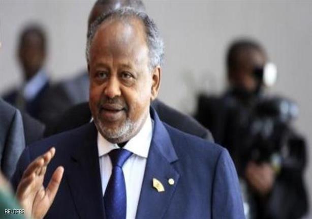 رئيس جيبوتي يغادر القاهرة بعد لقاء السيسي