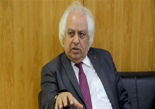 سمير غطاس: لا يليق بالبرلمان مناقشة ''تيران وصنافير'' بعد حكم القضاء