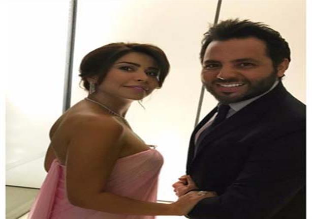 بالصور.. شيرين عبد الوهاب ترقص في زفاف المطربة بلقيس