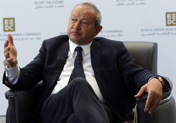 """نجيب ساويرس يستقيل من منصب العضو المنتدب لـ """"أوراسكوم للاتصالات"""""""