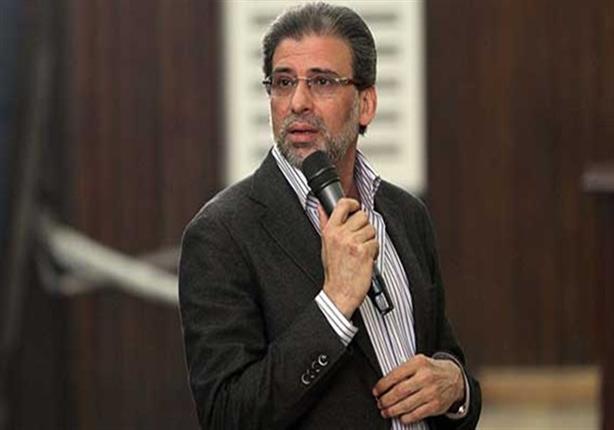خالد يوسف: سأستقيل من البرلمان فوراً حال التصويت على تعديلات دستورية