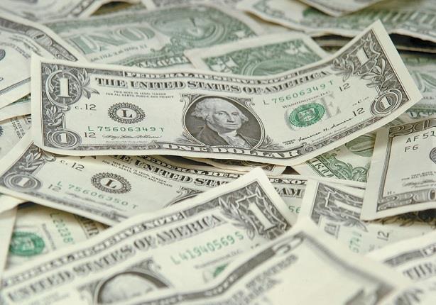 الدولار يرتفع في 5 بنوك بنهاية تعاملات اليوم