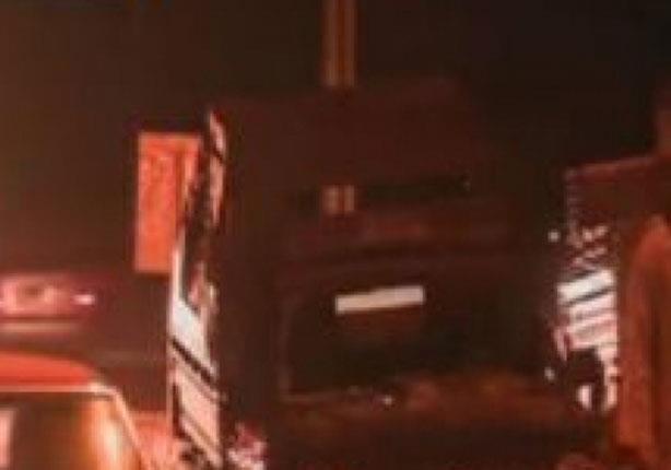 الداخلية تكشف تفاصيل انفجار عبوة استهدفت دورية أمنية بكفر الشيخ