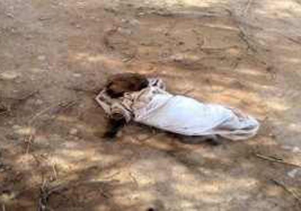 العثور على جثة طفل مُتفحمة ومكبلة اليدين والقدمين في القليوبية