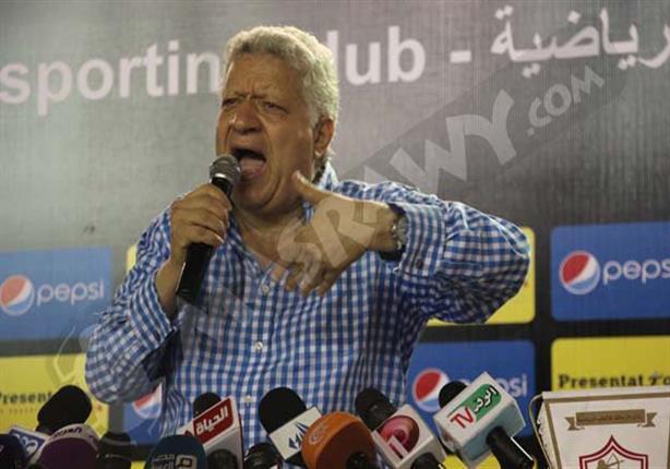 """مرتضى منصور يرد على ميدو: """"انتظرني في كوابيسك"""""""