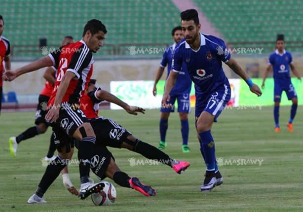 بالصور- الجيش يوقف صحوة انتصارات الأهلي بتعادل سلبي في الدوري
