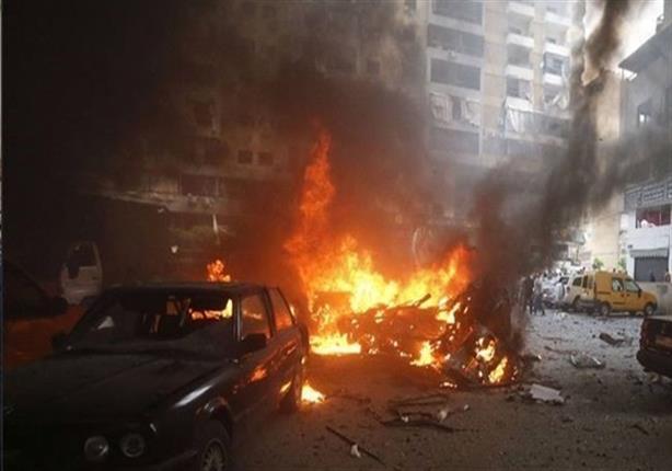 إحالة خلية إرهابية بالغربية إلى النيابة لتفجيرها عبوة ناسفة أمام بنك الإمارات دبي