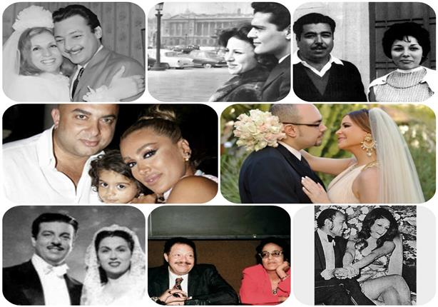 بالصور.. حكاية 10 فنانين تزوجوا رغم اختلاف الديانة.. فهل إنتصر الحب؟