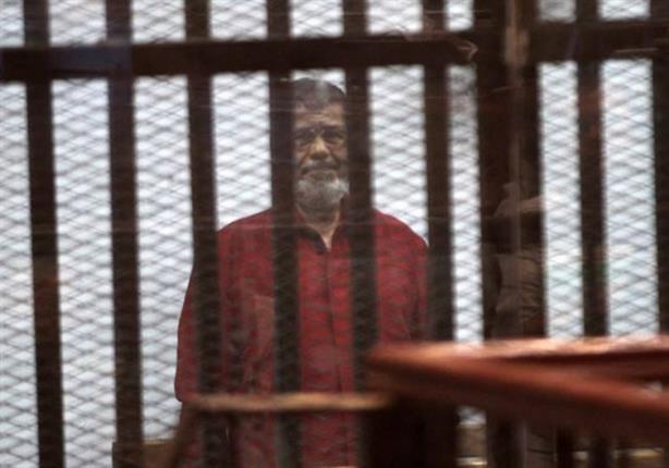 بقضية التخابر.. المحكمة تواجه مرسي بتسجيلات يتحدث فيها عن تعاون بين الإخوان وأمريكا