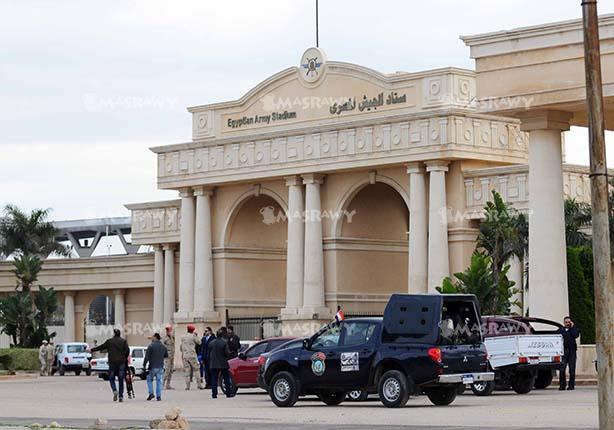 """بالصور- مصراوي يرصد استعدادات """"برج العرب"""" لاستقبال القمة 111"""