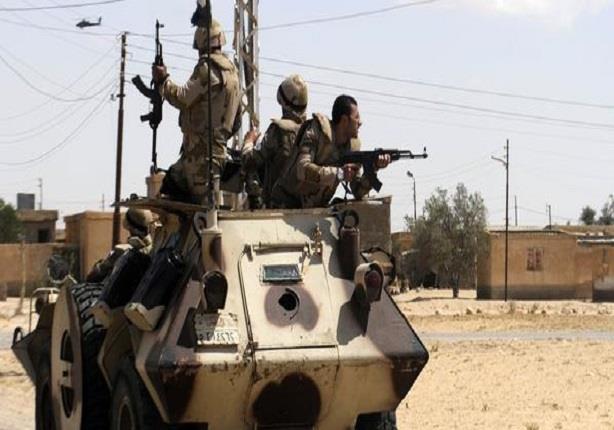 مصدر: مقتل مجند برصاص قناصة بمدينة الشيخ زويد