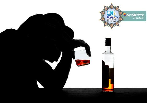 هل من يشرب الخمر فمه ينجس لمدة أربعين يوما؟