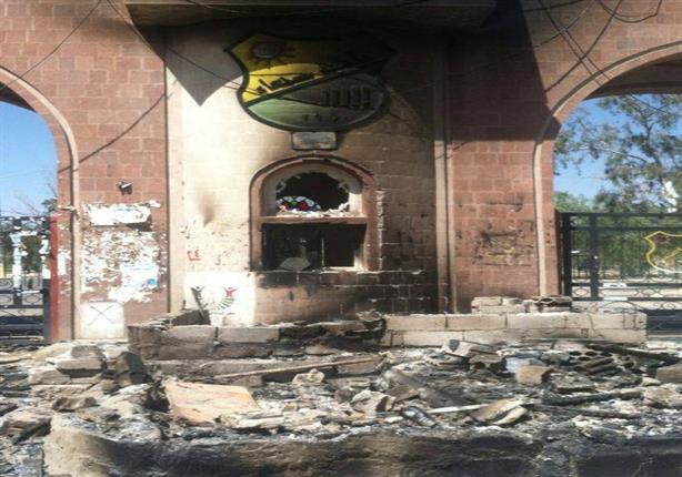 قتلى وجرحى إثر انفجار عبوة ناسفة بكلية الآداب في صنعاء