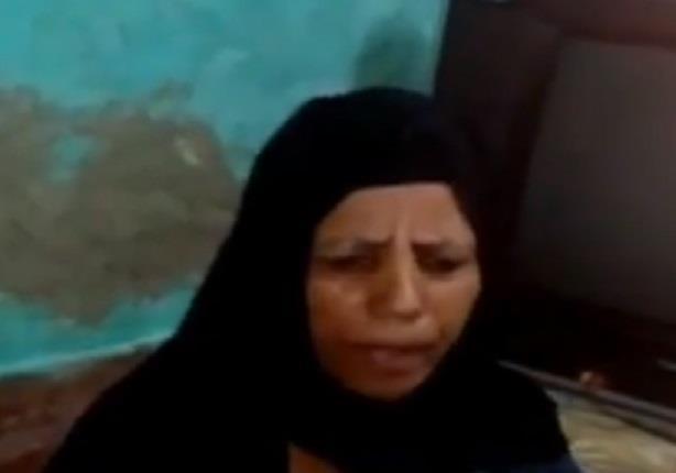 بالفيديو - والدة فتاة المنيا: لو بنتي مذنبة إرموها بالرصاص في ميدان عام