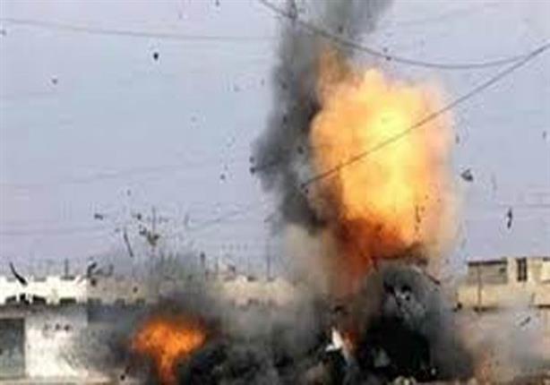 إصابة 3 مجندين إثر انفجار عبوة ناسفة بمنطقة جرادة شرق العريش