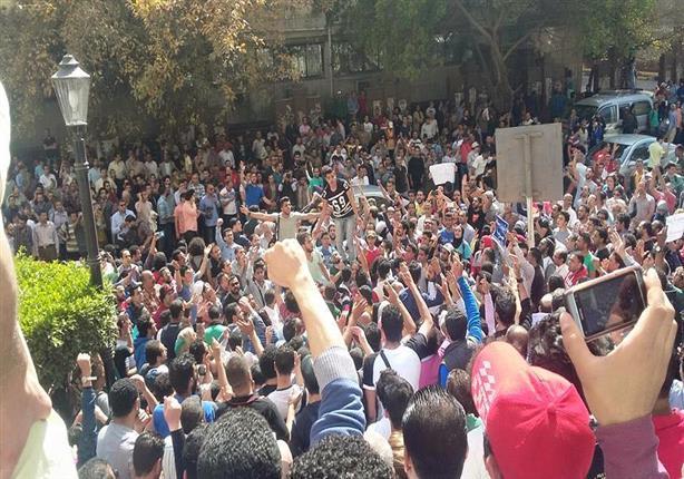 """إخلاء سبيل 3 أطفال في تظاهرات """"جمعة الأرض"""""""