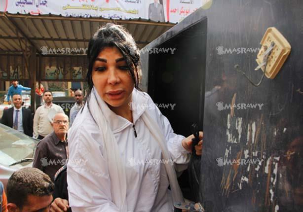 آخر ما كتبت الفنانة غادة إبراهيم عقب الحكم بحبسها 3 سنوات - (صورة)