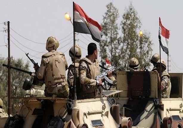 إصابة مجند برصاص قناصة في كمين أمني جنوب الشيخ زويدذ