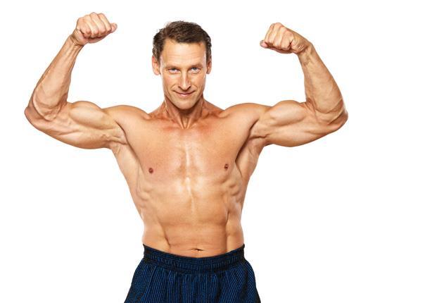 كيفية بناء العضلات بدون حمل أوزان