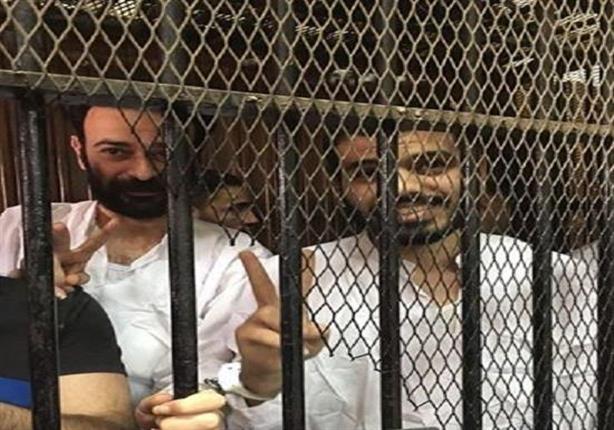 تجديد حبس عمرو بدر ومحمود السقا 15 يومًا على ذمة التحقيقات