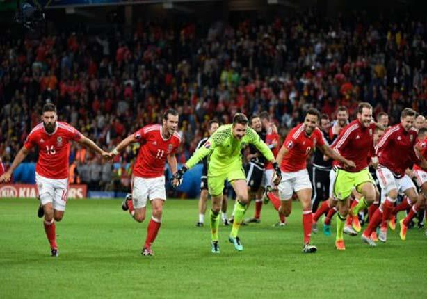 5 ملامح بعد تأهل ويلز التاريخي على حساب بلجيكا