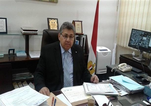وزير التعليم العالي يتفقد المرحلة الأولى من مباني جامعة مطروح