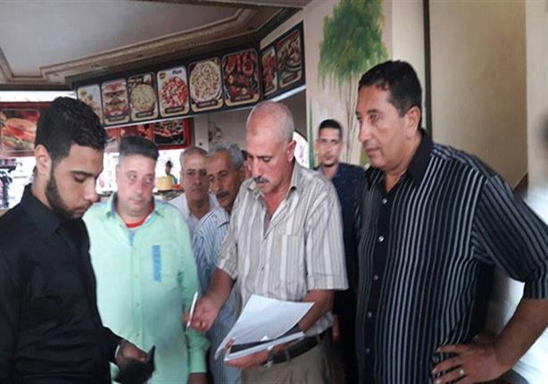 """استجابة لـ""""مصراوي"""": """"التموين"""" تضبط 22 مخالفة بأسواق رأس البر"""
