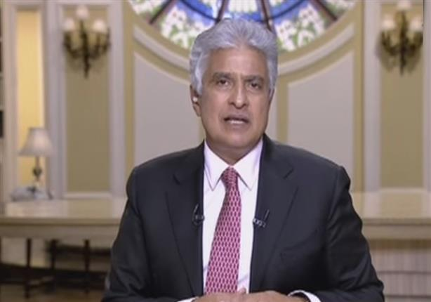 وائل الإبراشي يتعرض لموقف محرج على الهواء- فيديو