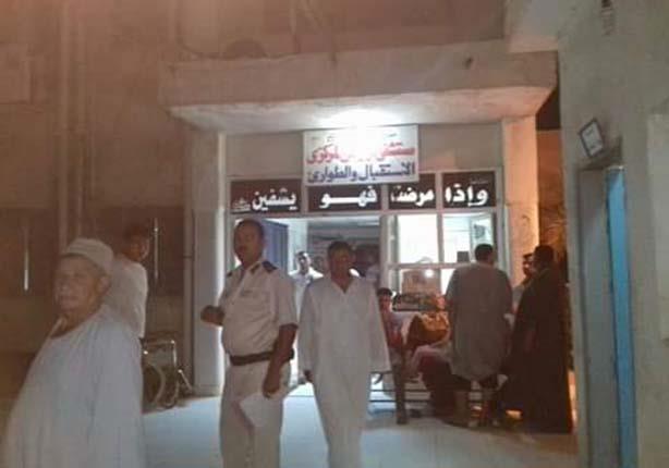 بالصور.. تسمم ٣٧ شخصًا تناولوا وجبة فاسدة في كفر الشيخ