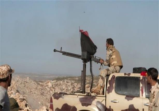 الصاعقة الليبية تسيطر على مواقع بمحيط المستشفى الأوروبي غرب مدينة بنغازي