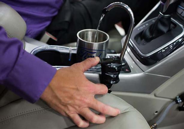 بالفيديو.. فورد تنتج مياه صالحة للشرب من مكيفات السيارات!