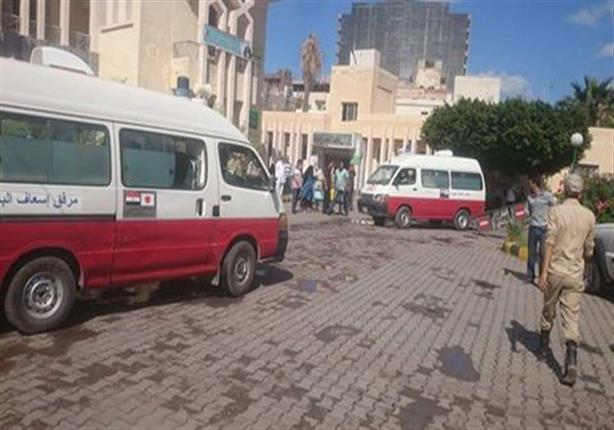 انتشال 14 جثة جديدة من ثلاجة مركب رشيد الغارق