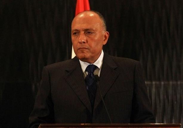 """وزير الخارجية يشارك في جنازة """"بيريز"""" ممثلاً عن الحكومة المصرية"""